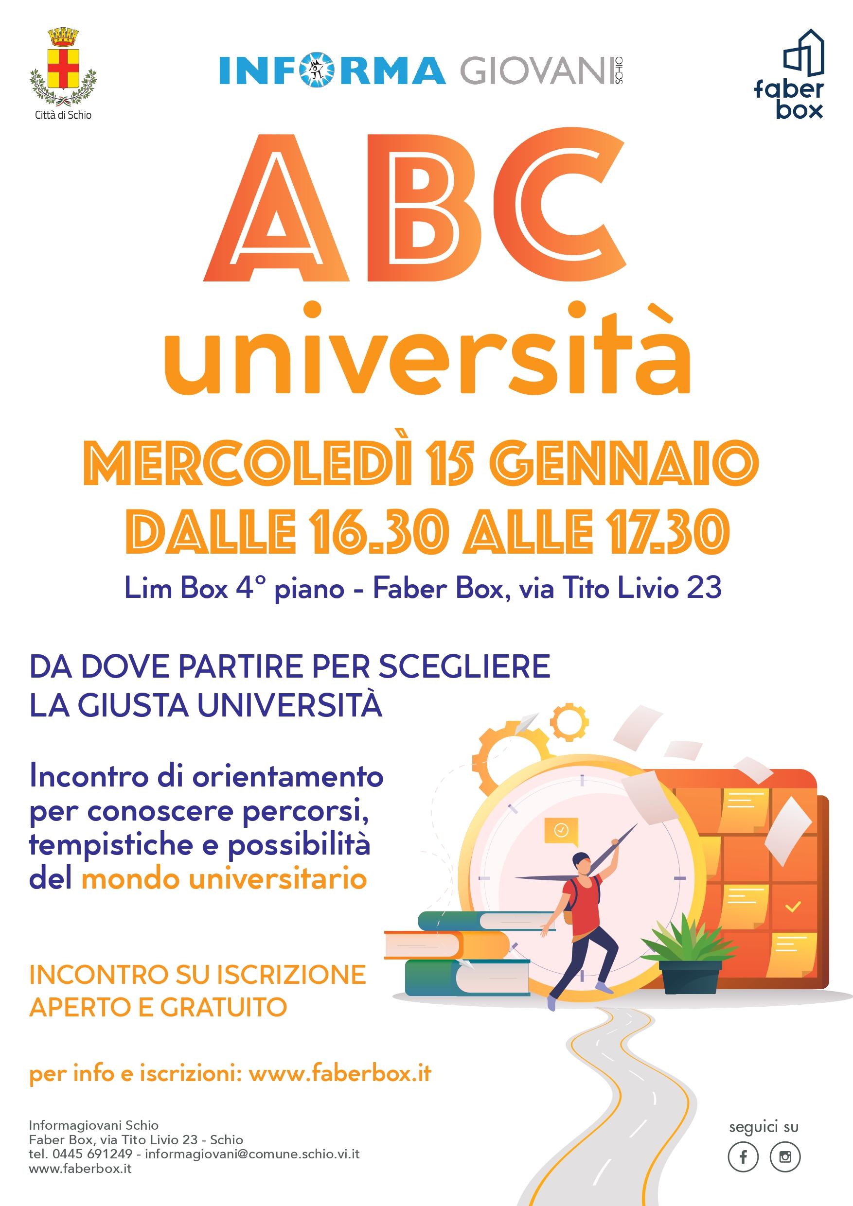 ABC università