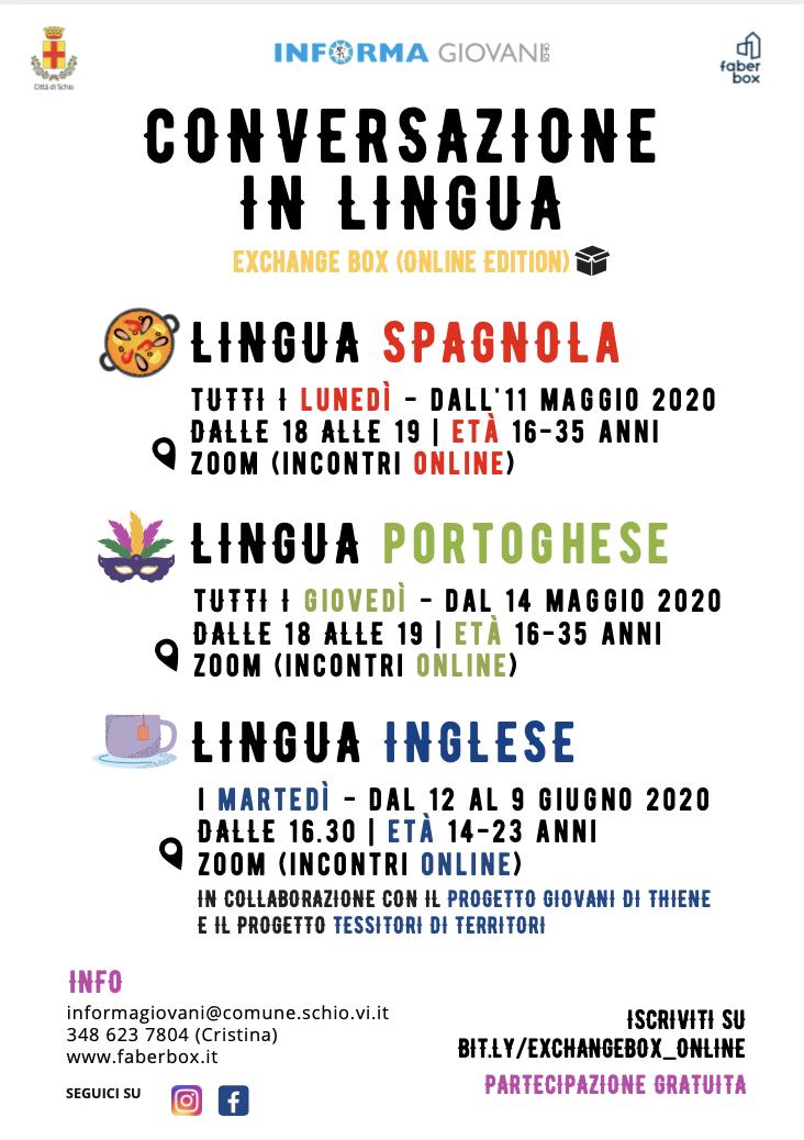 Conversazione in lingua