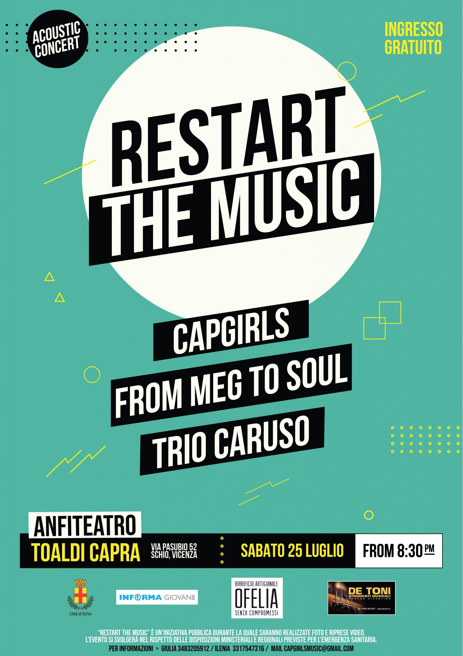 Restart the Music