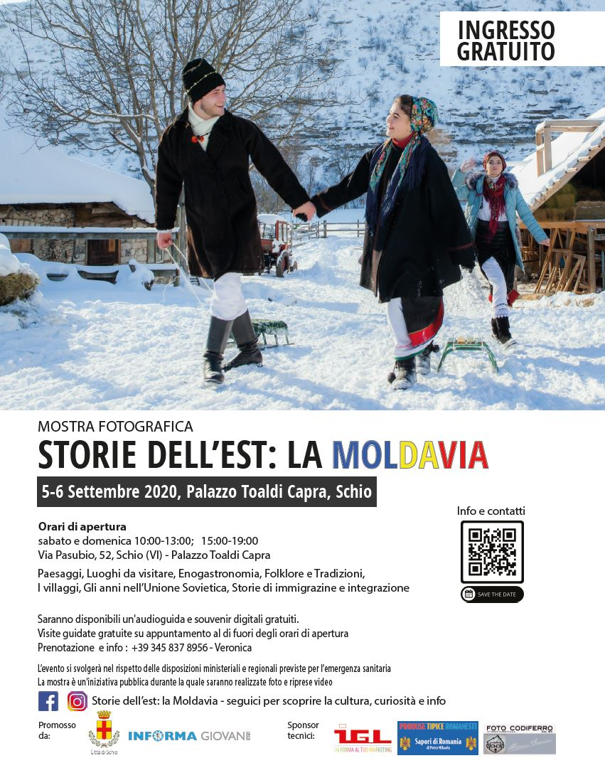 "Mostra fotografica ""Storie dell'Est: la Moldavia"""
