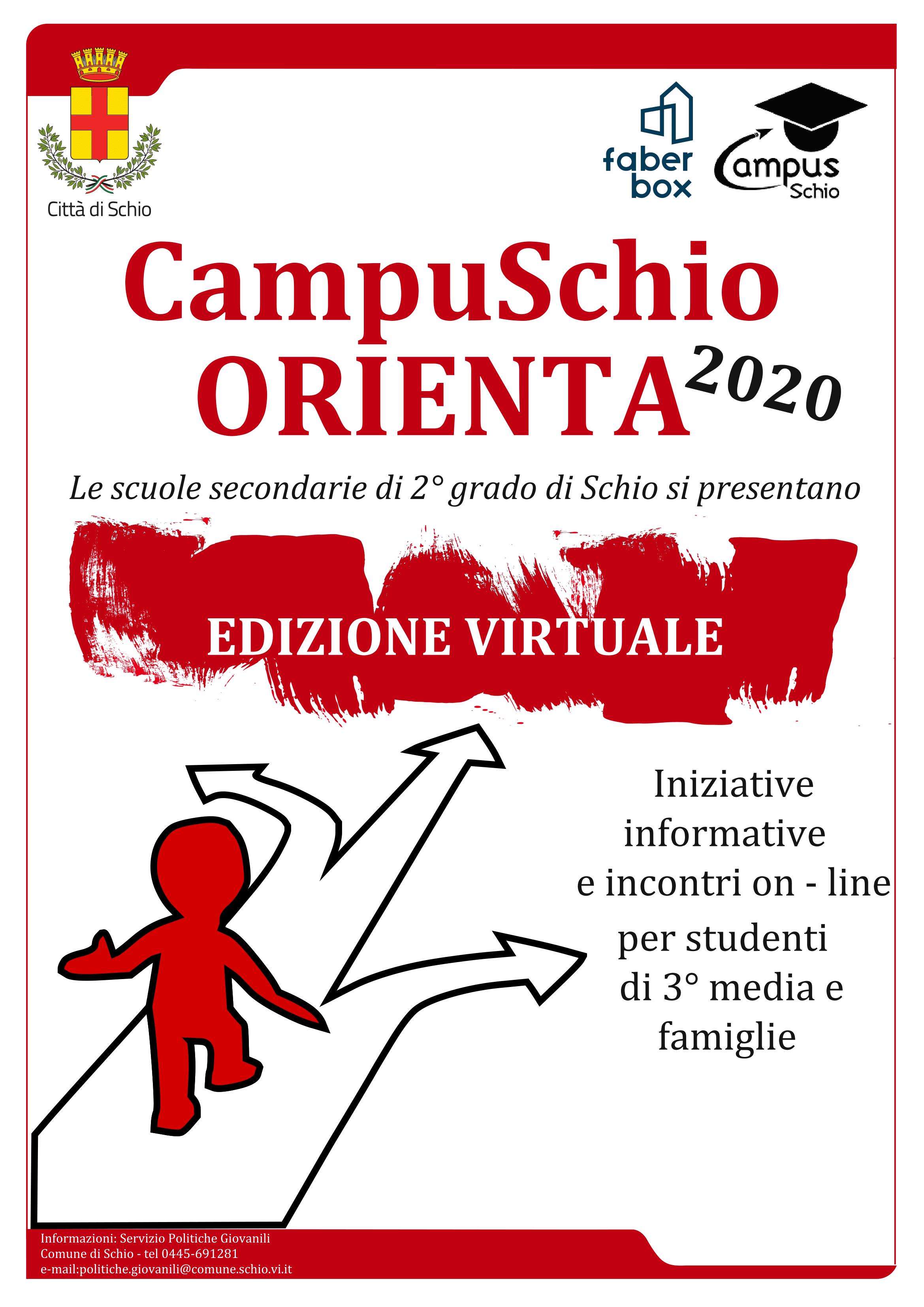 CampuSchio Orienta 2020