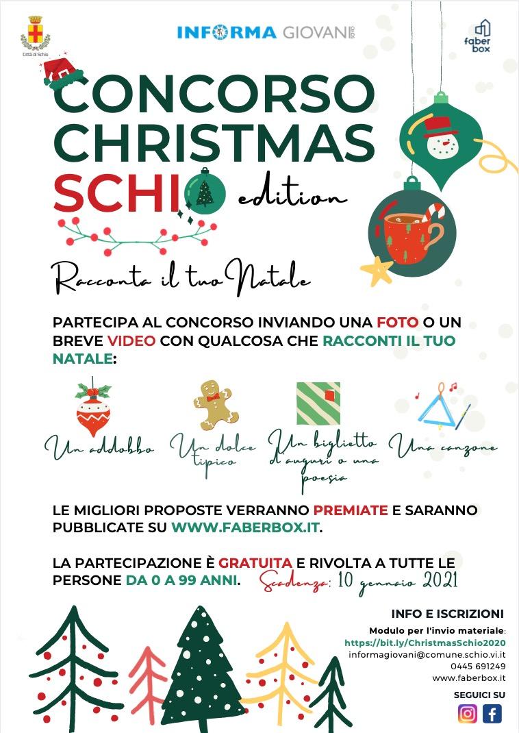 Concorso Christmas Schio edition