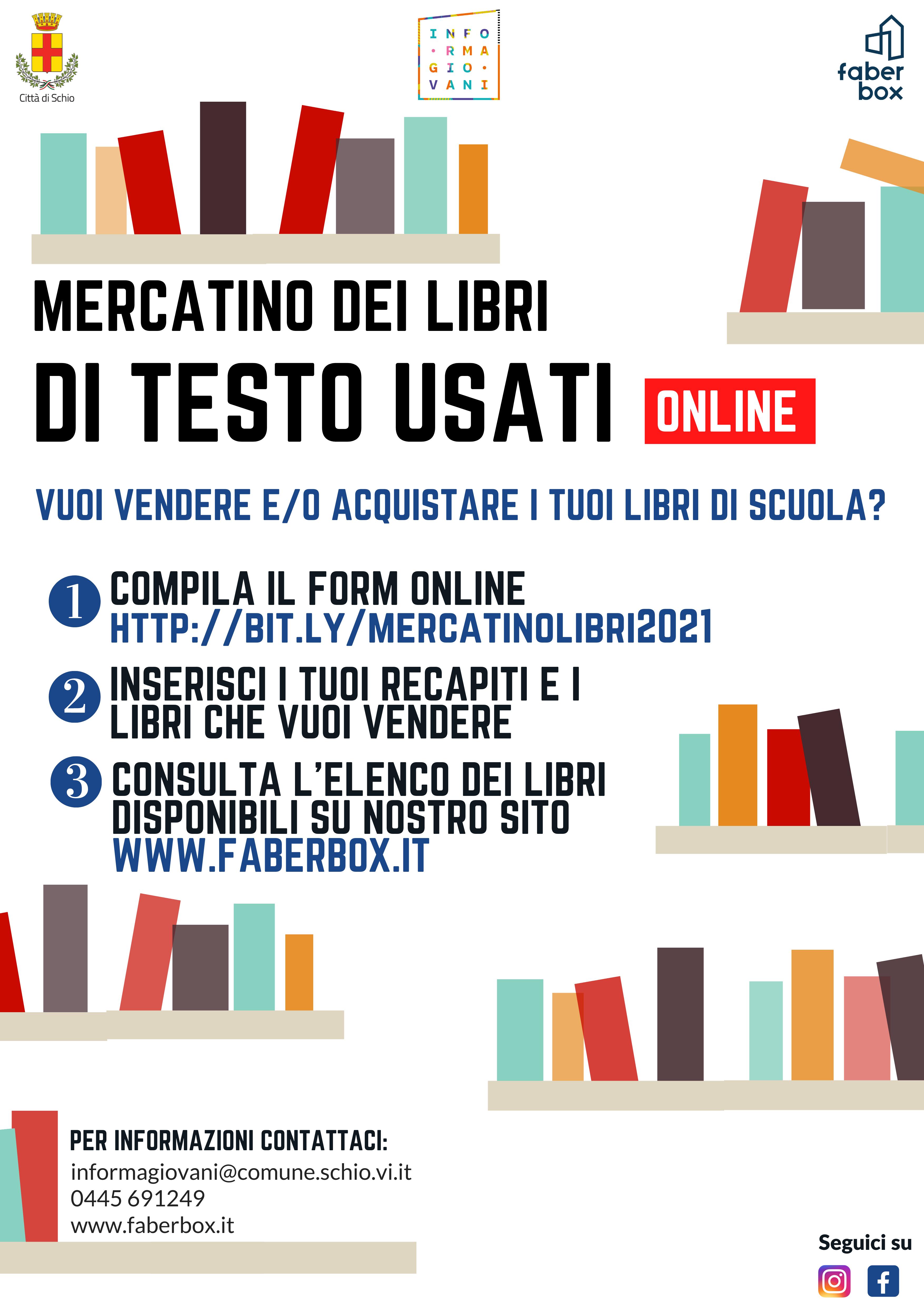 Mercatino dei libri usati online! [2021]