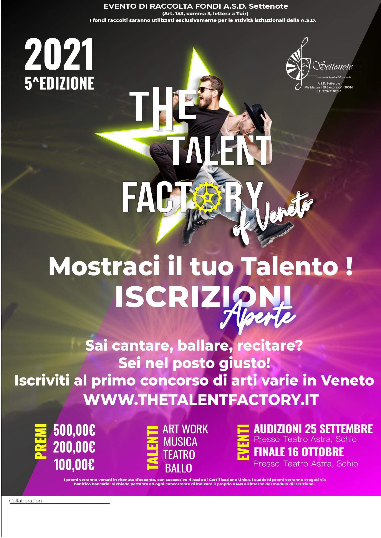 The Talent Factory of Veneto