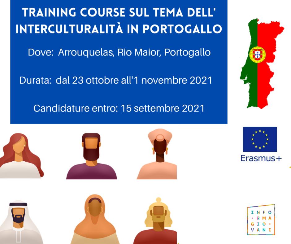 Training course sul tema dell'interculturalità in Portogallo