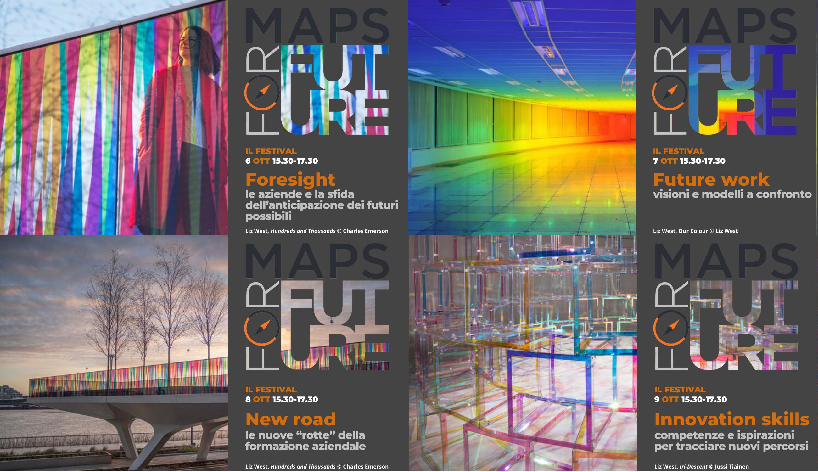 MAPS FOR FUTURE | Al via la terza edizione per il festival Niuko