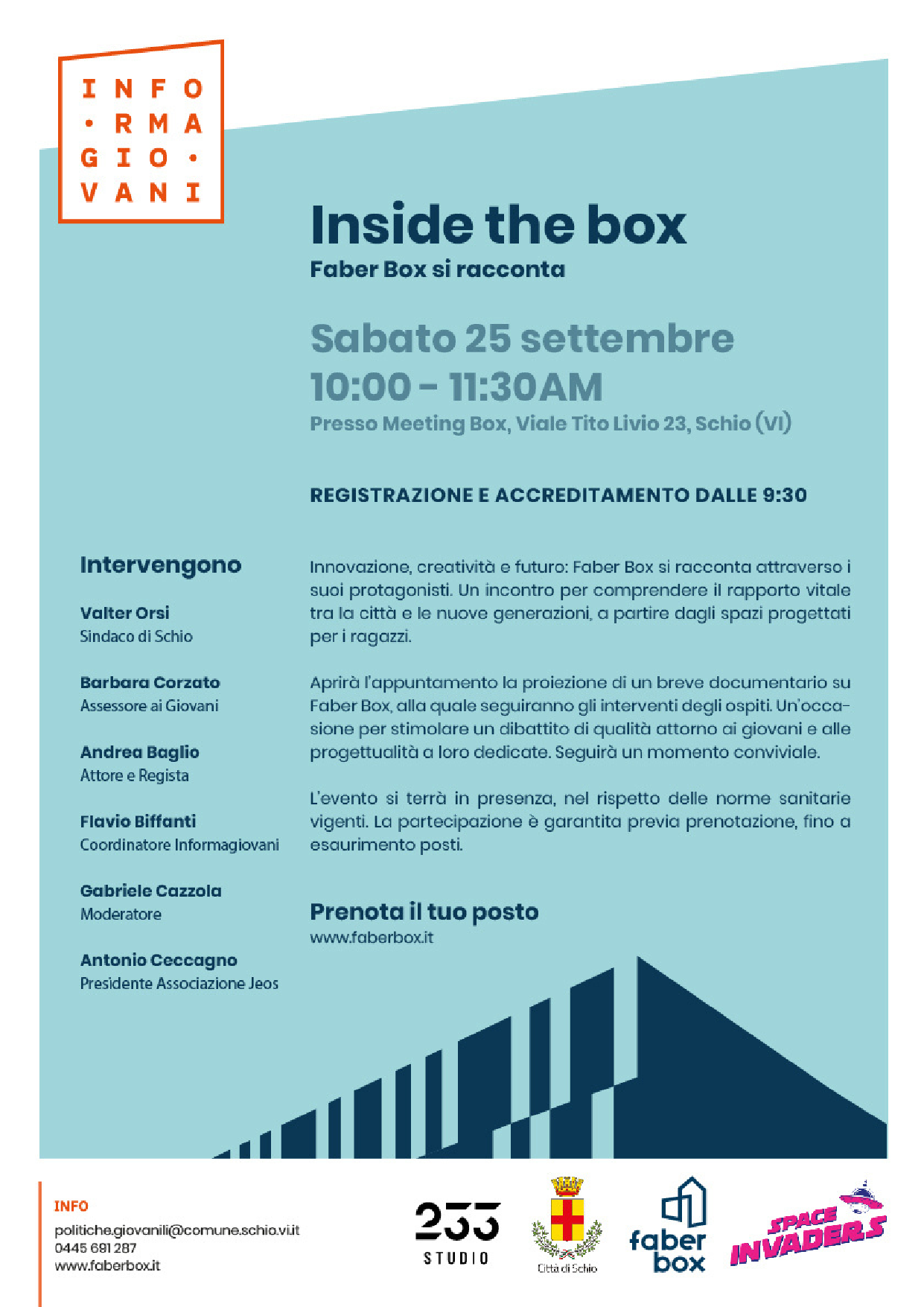 Inside the box – Faber Box si racconta